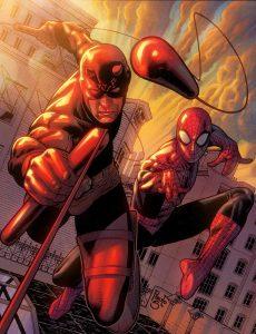 Daredevil & Spidey