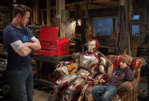 Iron Man 3 Ty