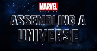 Marvel - Assembling A Universe