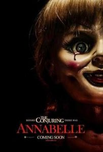 7 - Annabelle Poster