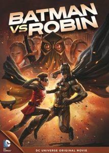 Batman Vs Robin Poster