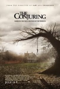 Day 1 - The Conjuring Poster
