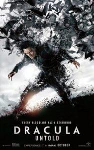 Dracula Untold Poster