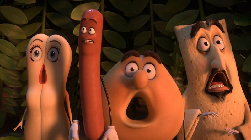 Sausage Party Banner
