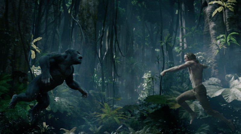 Tarzan Banner