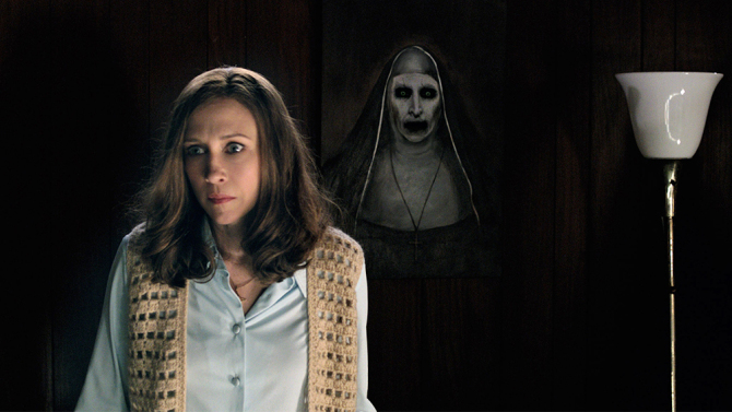 The Conjuring 2 Banner
