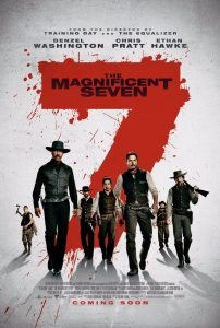 The Mag Seven Poster