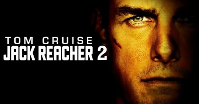 Jack Reacher 2 Banner