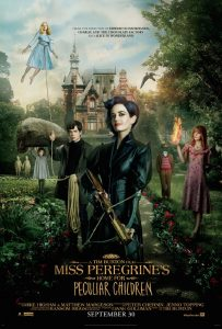 Miss Peregrine Poster