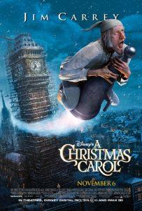 A Christmas Carol 2009 Poster