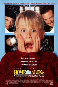 Home Alone 1 Poster