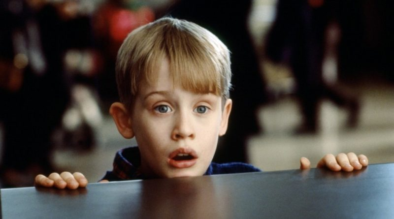 Home Alone 2 Banner