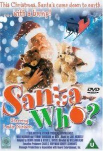 Santa Who Poster