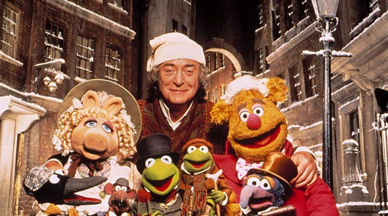 Muppet Christmas Carol Banner
