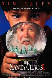 The Santa Clause 1 Poster