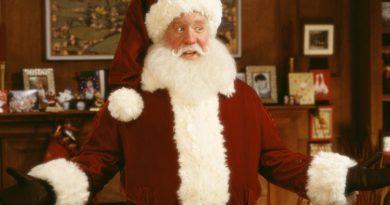 The Santa Clause 2 Banner