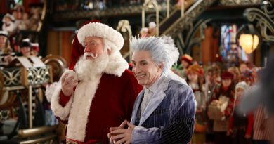 The Santa Clause 3 Banner