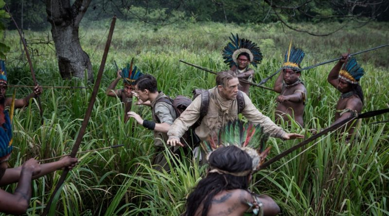 Lost City Of Z Banner