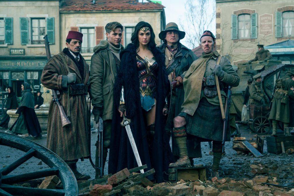 Wonder Woman Banner 02