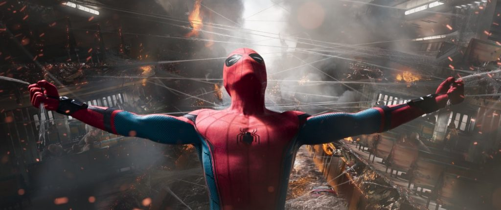 Spider-Man Homecoming Banner 02