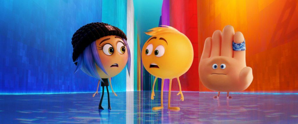 Emoji Movie Banner