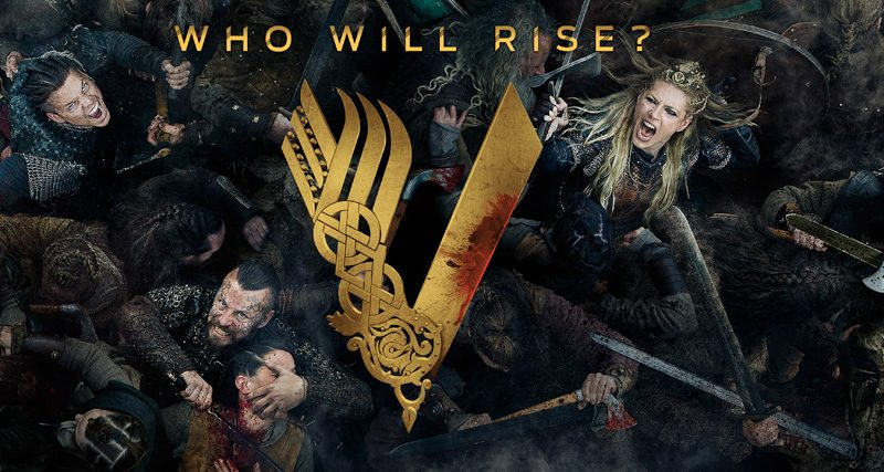 Vikings season 5 teasers & art