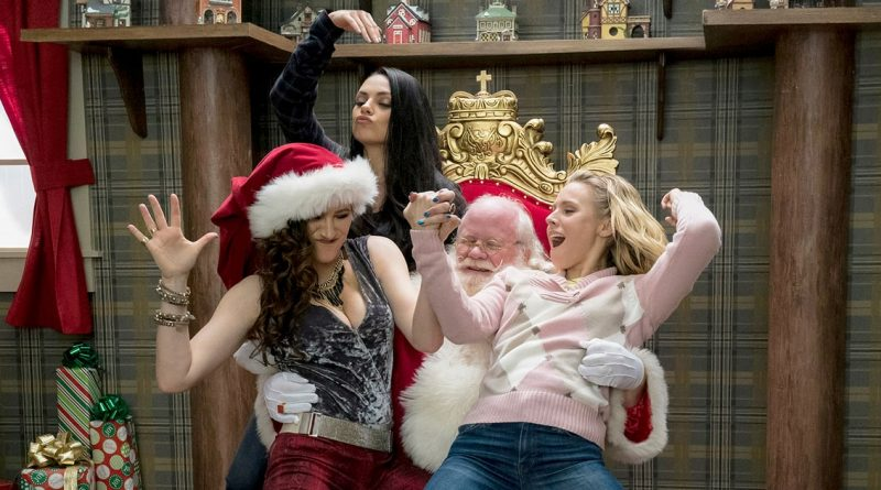 Review: A Bad Moms Christmas