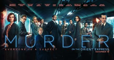 Murder On The Orient Express Banner 01