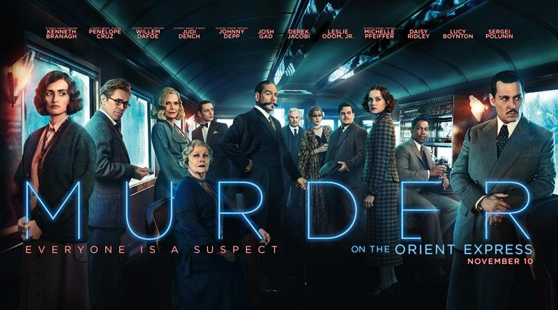 Murder On The Orient Express Banner 01