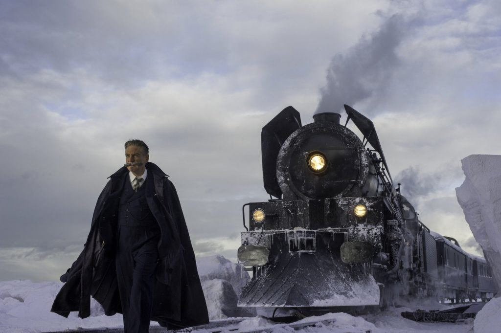 Murder On The Orient Express Banner 02