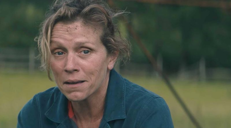 Review: Three Billboards Outside Ebbing Missouri