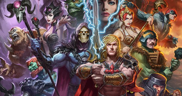 "David S. Goyer drops out of ""Masters Of The Universe"""