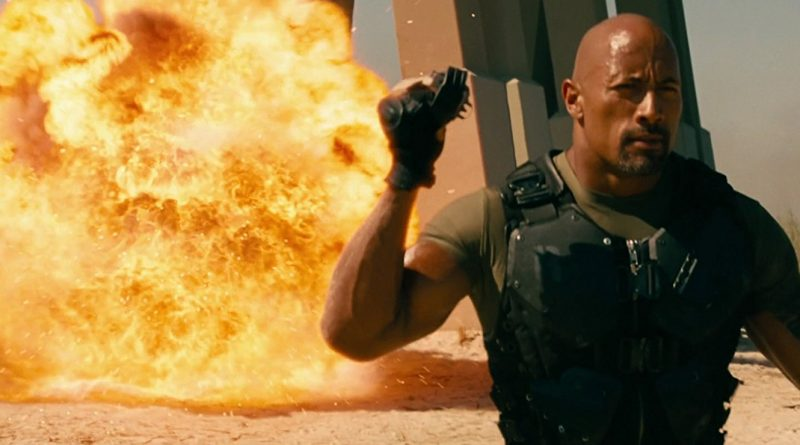 "Universal & Legendary team up for ""Red Notice"" featuring Dwayne Johnson"