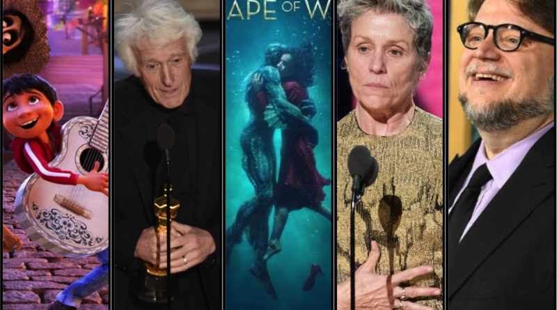 My Thoughts on The Oscars of 2018