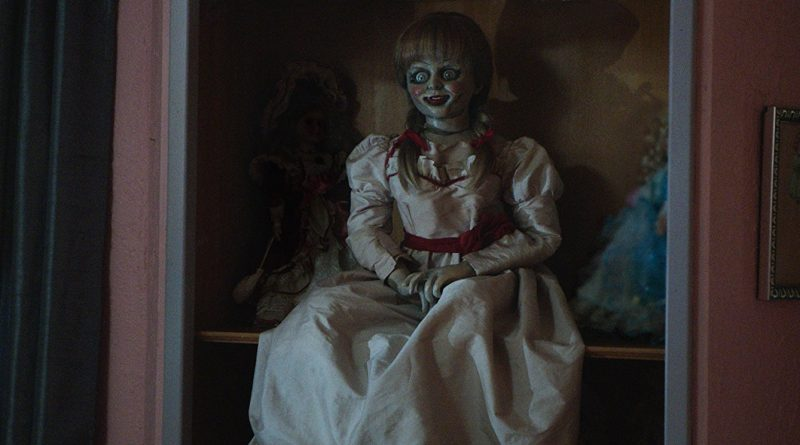 Annabelle 3 details released