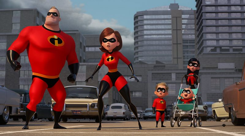 "The Lowedown on ""Incredibles 2"" (PG – Theatrical – US)"