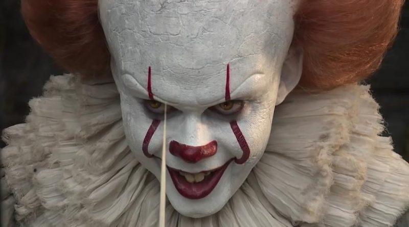 "First ""IT: Chapter Two"" footage shown at SDCC"