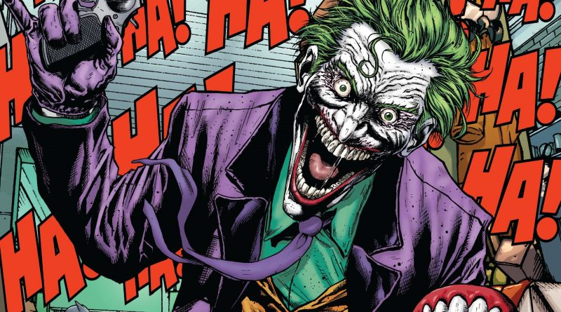Solo Joker movie (not that one, the other one) gets October 2019 release date