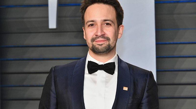 Lin-Manuel Miranda signs on for directorial debut