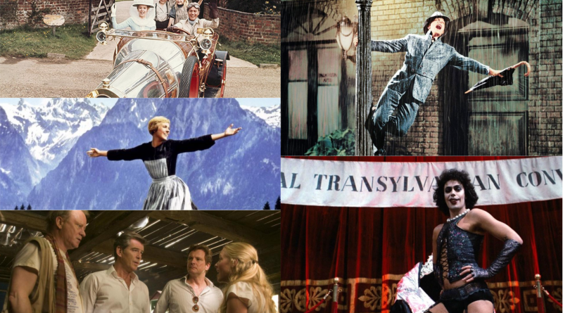 Cam's Top 10: Movie Musicals!