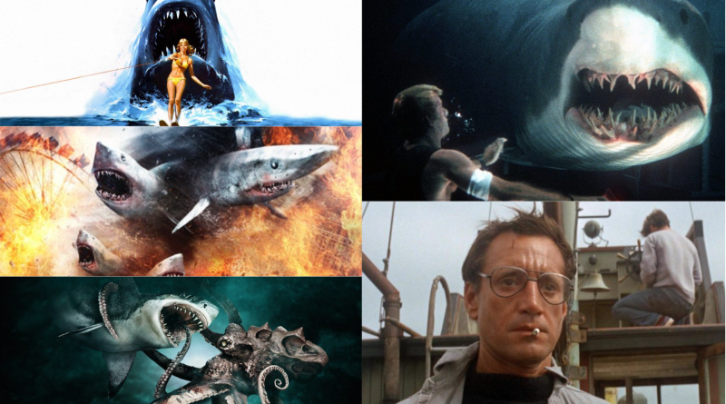 Cam's Top 10: Shark Movies!