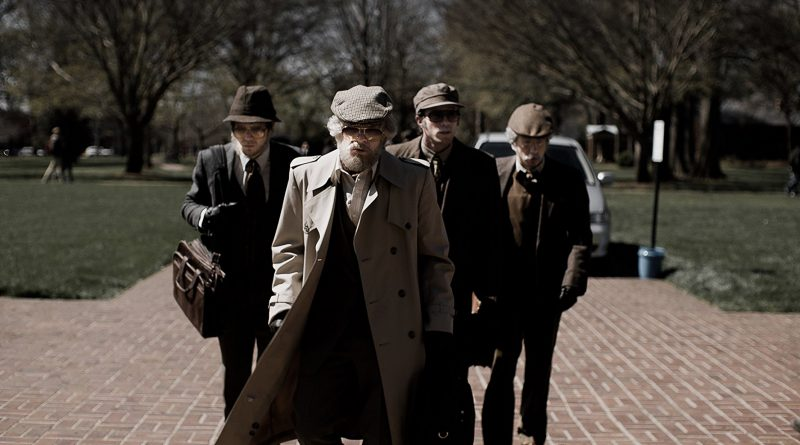 Review – American Animals (2018)
