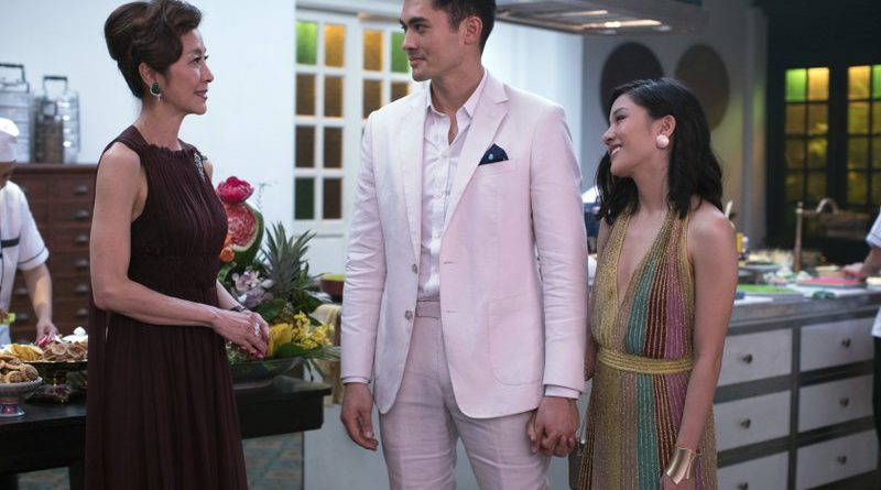 Review – Crazy Rich Asians (2018)