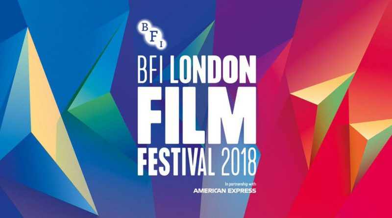 Movie Corner at London Film Festival 2018