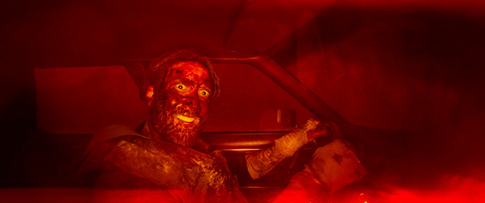 Review – Mandy (2018)