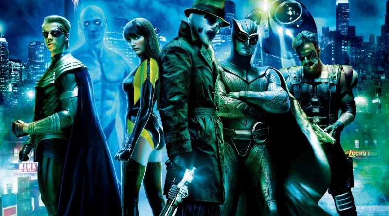 [Editorial] Watchmen: The 'Cam' Cut