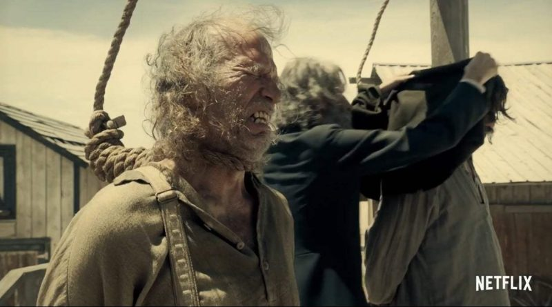 Review – The Ballad of Buster Scruggs (London Film Festival)
