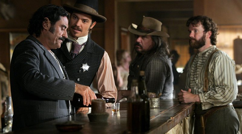 """Deadwood"" Film Begins Production"