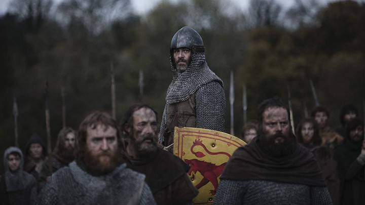 Review – Outlaw King (2018)
