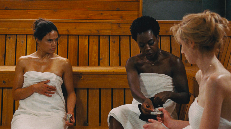 Review – Widows (2018)